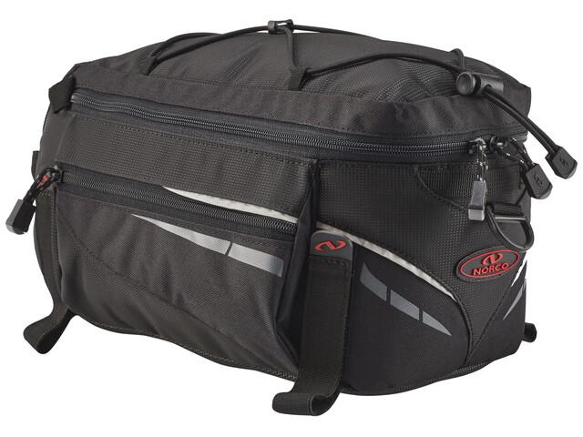 Norco Idaho Gepäckträgertasche schwarz